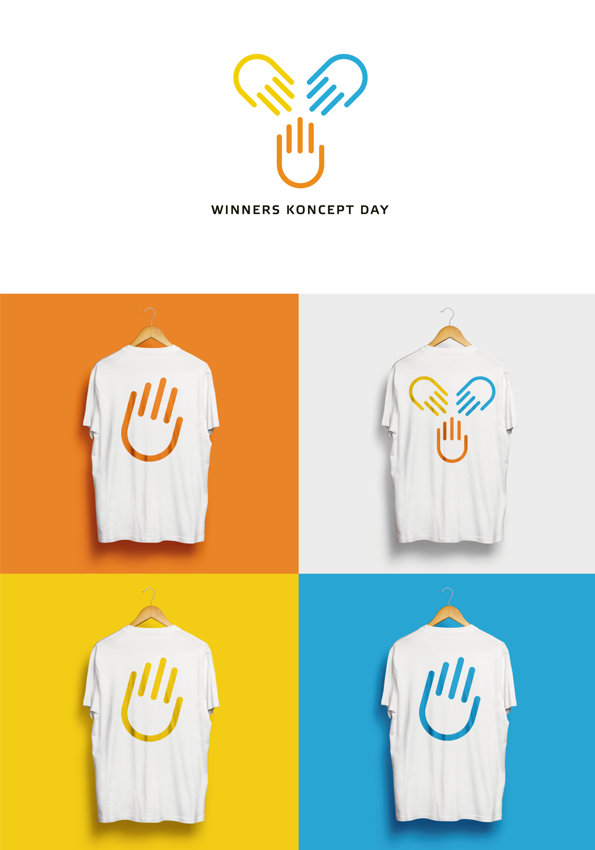 Logo Design Winners Concept Day